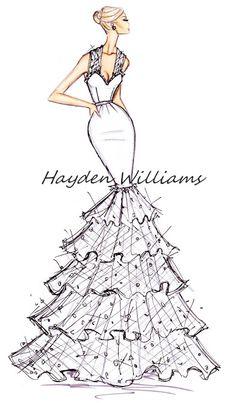 felice-sapiente: Fashion by Hayden Williams