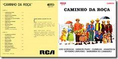 Vinil Campina: Caminho da Roça - 1969
