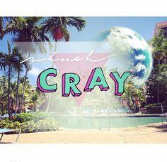Wooah cray