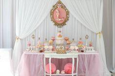 Pink & Gold Princess Party via Kara's Party Ideas | KarasPartyIdeas.com (33)