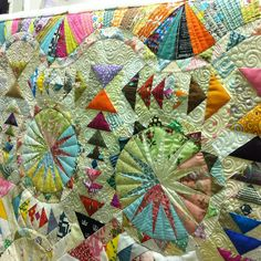 Insanely amazing quilt WIP | Flickr - Photo Sharing!