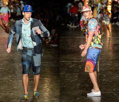 Cavalera 2014 Summer Mens Runway Collection - São Paulo Fashion Week