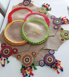 1 million+ Stunning Free Images to Use Anywhere Crochet Fabric, Crochet Motifs, Crochet Mandala, Crochet Home, Crochet Doilies, Crochet Flowers, Knit Crochet, Hand Embroidery, Embroidery Designs