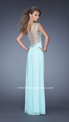 La Femme 20384 | La Femme Fashion 2014 - La Femme Prom Dresses - Dancing with the Stars