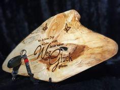 Magische Schlüssel und Messerbretter - 9er´sche HOLZ- und SCHMUCK- WERKSTATT Special Birthday Gifts, Wood Workshop, Knives, Creative, Crafting, Schmuck