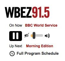 TOMORROW 10:20 AM EST - stream the interview w/ Bert Stern/dir. + prod. @ShannahStar on @WBEZ http://www.wbez.org/player | @Mr Carman