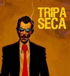 Tripa Seca (Seu Madruga) #TarantinoVision