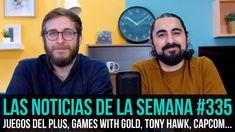 ¡La semana en 10 min #335! Juegos del Plus, Games with Gold, Tony Hawk, Capcom...-#adidasmen'sshoes #capcom #del #envoi #Games #gold #gratuit #Hawk #juegos #Min #partage #PlusGame #PlusGames #semana #téléphone-appareilphoto #Tony #video #visiophone Tony Hawk, Videos, Games, Fictional Characters, Gaming, Fantasy Characters, Plays, Game, Toys