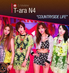 [Review][Single] T-ara N4 Countryside Life