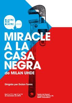Miracle a la Casa Negra // By Toormix