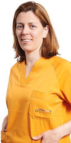 Instituto Europeo de Fertilidad.María Alonso Rivas.Enfermera.Experto Universitario en Enfermería en Reproducción Asistida (URJC-SEF)