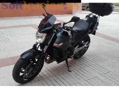 SUZUKI - GSR 600 ABS ACEPTO CAMBIO POR 3.500€   Madrid