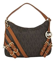 Fave MK purse I ve owned so far. Alternating straps can make crossbody for  casual or short on shoulder at night!CheapMichaelKorsHandbags michael kors  purses ... 3a0728b892c12