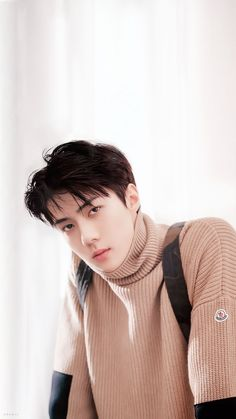 Sehun love you forever