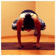 Bakasana by Katrina Mark » Yoga Pose Weekly