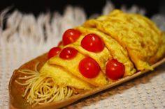 王蟲ライス ... Ohmu omelette
