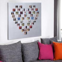 HEART Cadre photo