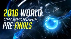 2016 WORLD CHAMPIONSHIP PRE-FINALS 1 Hour Login Theme Music - League Of ...