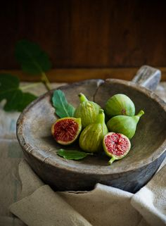 Roasted Figs with Sage in Red Wine - looking forward to next fall for this one:)