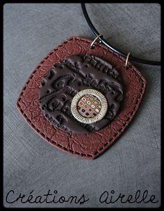 Collection Bettina anis/marron  http://www.dollycrazy.com/_fimo/