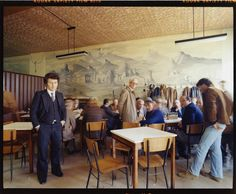 Olivo Barbieri, Finale Emilia, Modena 1982