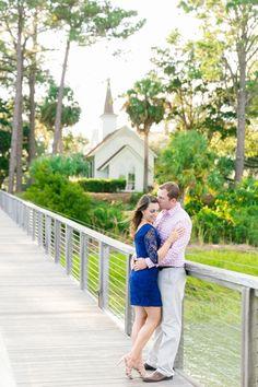 Palmetto Bluff Engagement Session by Charleston wedding photographer Dana Cubbage Weddings