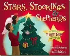 Stars, Stockings and Shepherds by Shersta Chabot, a wonderful picture book for all ages