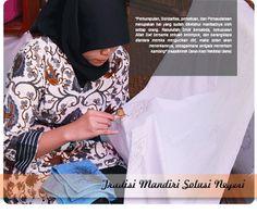Tradisi Mandiri Solusi Negeri. Menuju pesantren Kharisma 2015. www.rmi-nu.or.id (Rabithah Ma'ahid Islamiyah Nahdlatul Ulama)