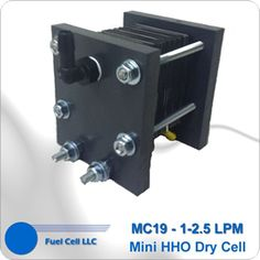 Mini 19 Plate Hho Dry Cell Hydrogen On Demand Fuel