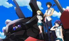 Disponible en Netflix la segunda temporada de Kuromukuro