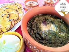 Sarson Ka Saag, Mustard Greens, Oatmeal, Vegetarian, Dishes, Cooking, Breakfast, Food, Cucina