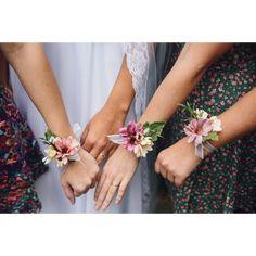 Combo corsages - Florzinhas