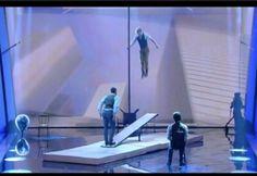 Le Cirque La Compagnie tra trampolino e palo conquistano il pubblico di Tù Sì Que Vales con un numero unico e originale [Video]