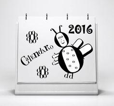 Calendario - Robotype