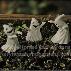 Fairy Homes and Gardens - Ghost Posse, $12.50 (http://www.fairyhomesandgardens.com/ghost-posse/)
