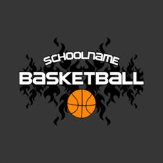 basketball t shirt design idea