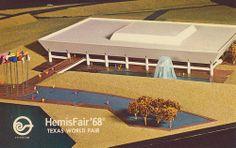 Institute of Texan Cultures at HemisFair '68 - San Antonio, Texas