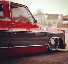 chevy truck - square body syndicate