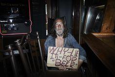Een roadtrip in een Greyhoundbus levert zinderend Amerikaanse foto's op