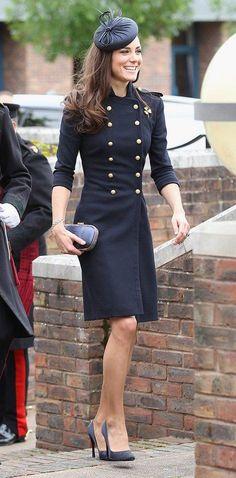 Kate Middleton's best looks in Alexander McQueen                                                                                                                                                                                 More