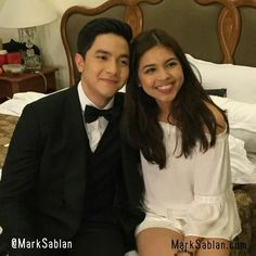 BTS People Asia Mag cover shoot Maine Mendoza, Alden Richards, What Happened To Us, Embedded Image Permalink, Hashtags, Shit Happens, Couple Photos, Couples, People
