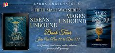 Stephanie Jane: Mages Unbound by Laura Engelhardt + #Giveaway Spot Books, Books To Read, Pet Loss Grief, Fiction Novels, Book Nooks, Book Publishing, Tours, Giveaways, Book Review