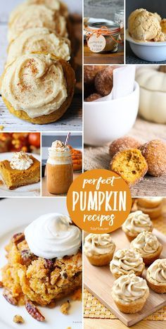 It's that time of year where pumpkins are reining king of the kitchen! Here are…