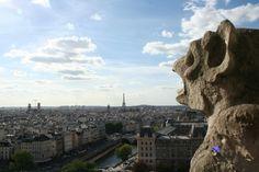 Paris.  We've both been, but we'd both go back a hundred times.  Love.