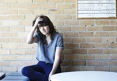 Courtney Barnett Angel Olsen, Courtney Barnett, The Dreamers, Singers, Oc, Bands, T Shirts For Women, Denim, Music