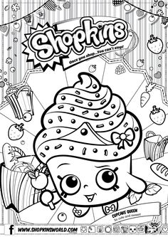 Shopkins Coloring Pages Free Online Printable Sheets For Kids Get The Latest Images Favorite