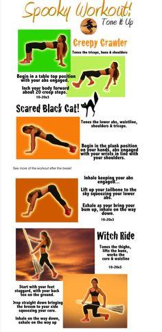 Halloween Workout | Halloween Workout