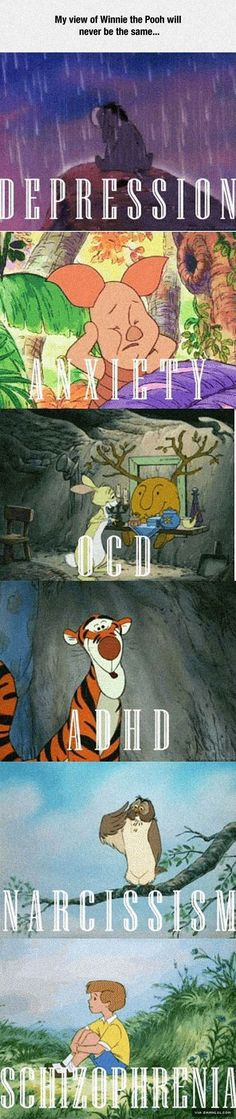 The Truth Behind Winnie The Pooh - Damn! LOL