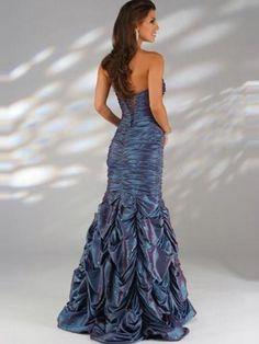 (HUNG0254676)2013 Style A-line Sweetheart  Paillette Sleeveless Floor-length Taffeta Prom Dresses / Evening Dresses