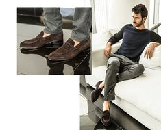 9c420e5bd3b Handcrafted Dress Shoes Reinvented for the Modern Gentleman by Ace Marks —  Kickstarter 남자 신발,. 남자 신발가죽 남자남성 ...